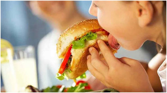 The Relationship Between Fast Food and Obesity